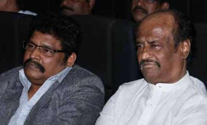 ravikumar wants kochadaiyaan to be viewed as animated film