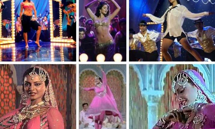 rekha madhuri are far better dancers than me says katrina