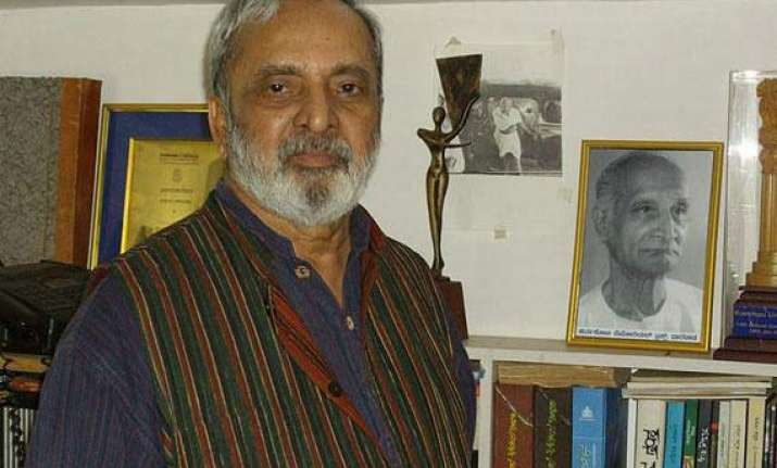 renowned kannada writer ananthamurthy is no more