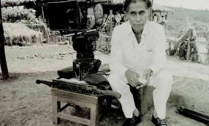 renowned cinematographer murthy is no more