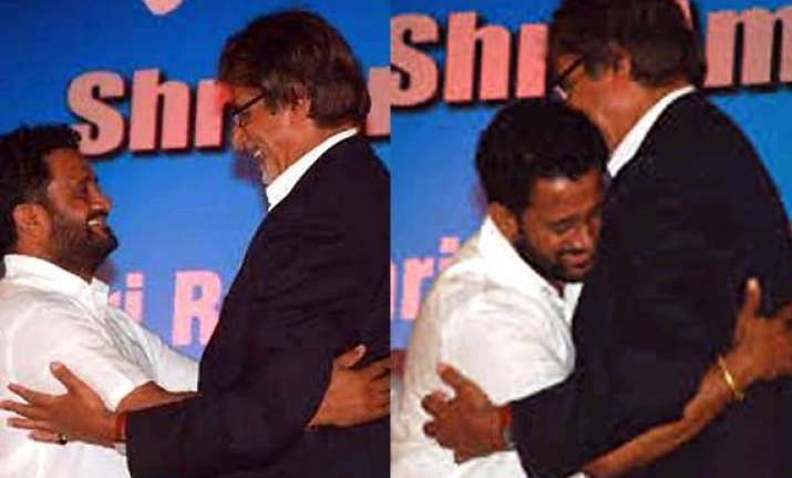 oscar winner resul pookutty desires to cast amitabh