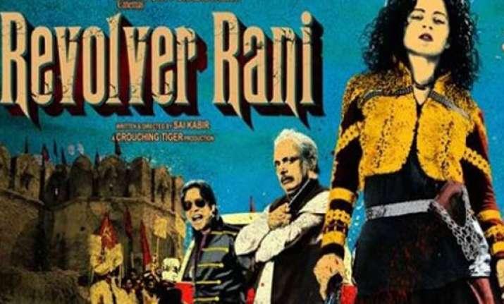 revolver rani movie review kangana s charm will attract
