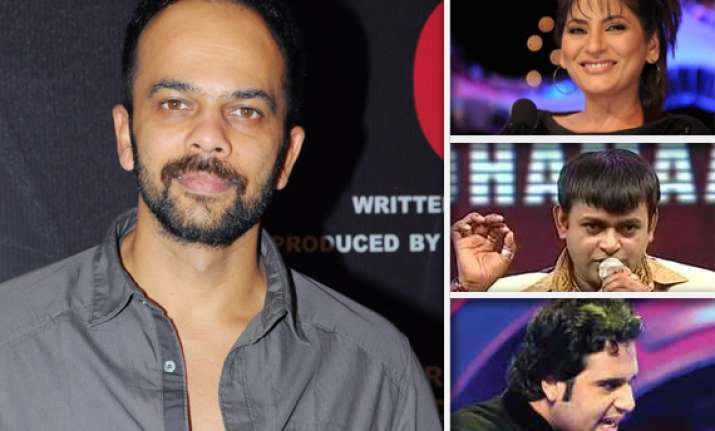 rohit shetty signs archana vip and krishna for bol bachchan