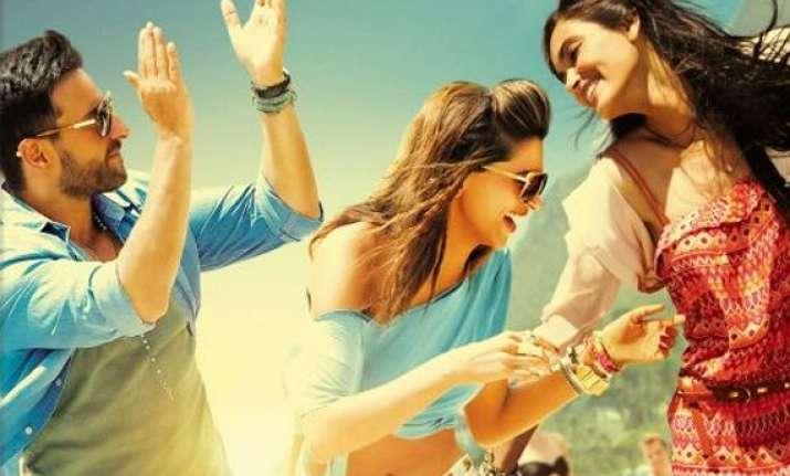 romantic comedy genre belongs to saif