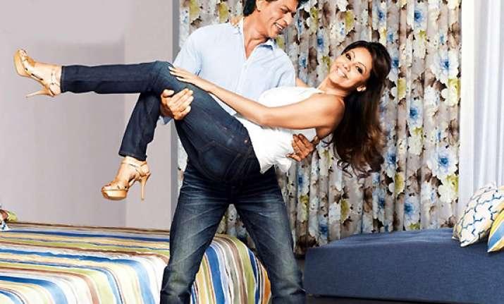 srk gauri win best friends in marriage poll see pics