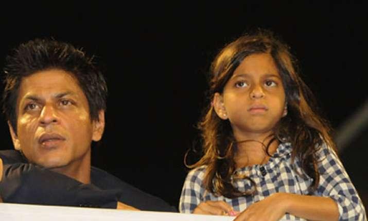 srk s daughter turns storyteller