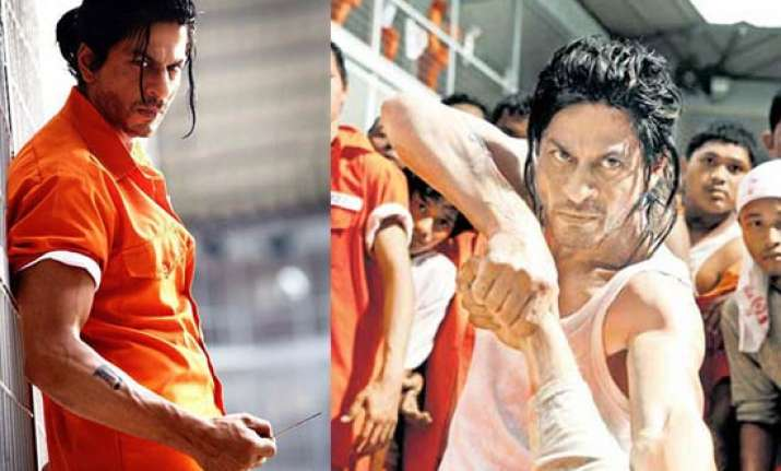 srk s new look in don 2