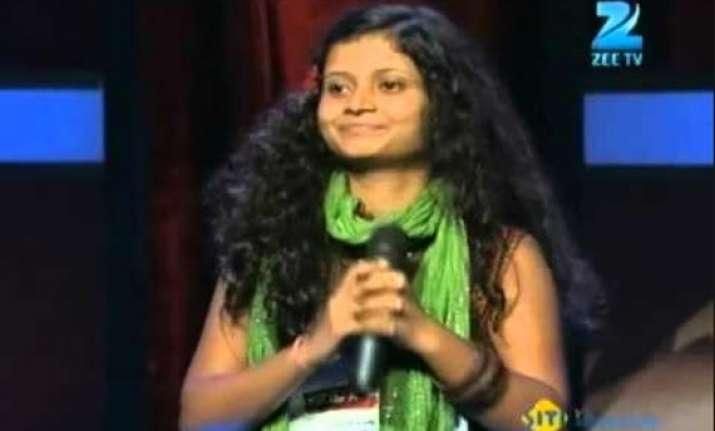 sa re ga ma pa contestant namrata singh dies in up road