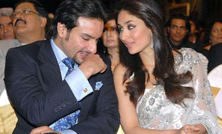 saif kareena are happy together soha