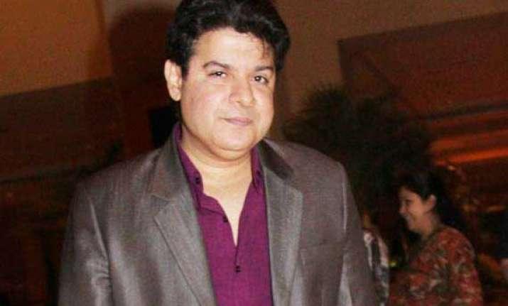 sajid khan to turn host on tv again
