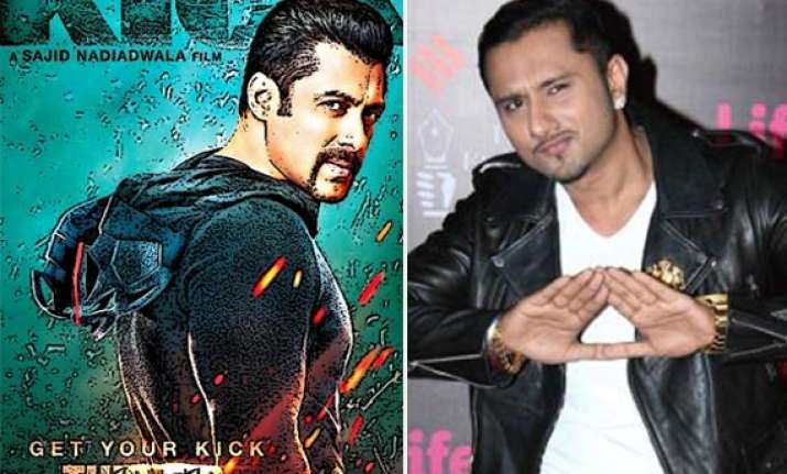 salman khan honey singh to kick together in the next song