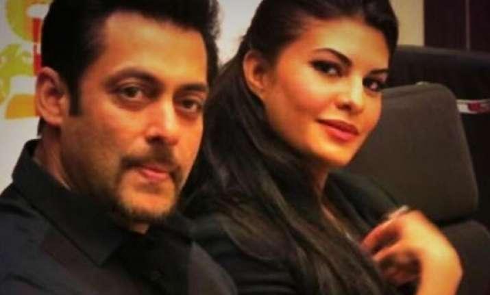 salman khan only jacqueline can replace zeenat aman