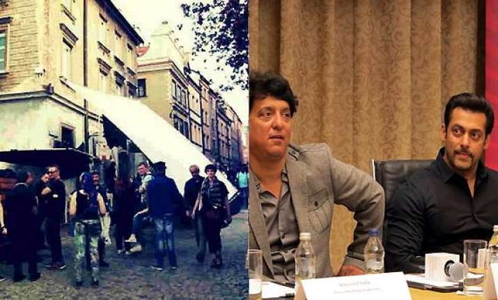 salman khan s kick bids goodbye to warsaw see pics