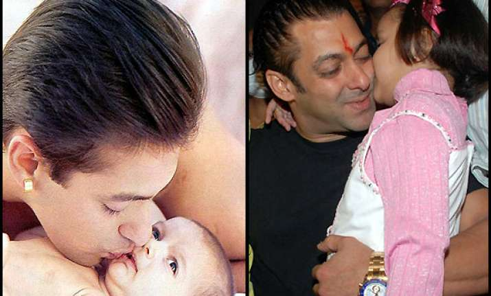 if i ever have a child i wish its a girl says salman