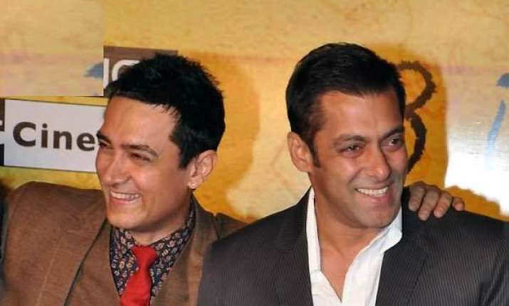salman aamir take knotty pot shots at each other