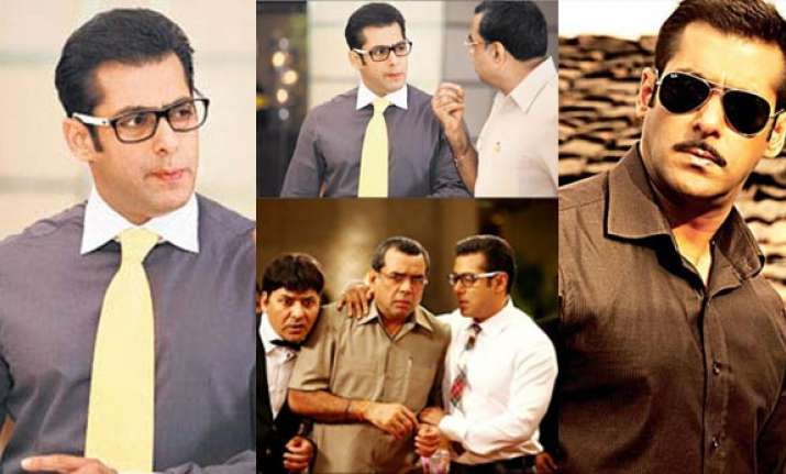 salman from chulbul pandey to lovely singh