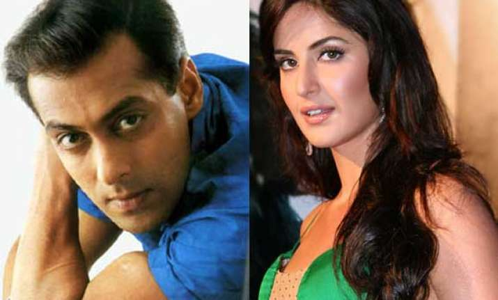 Salman Gifts Katrina A Film On Her Birthday