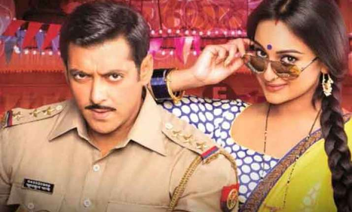 salman khan gets sonakshi sinha a new voice