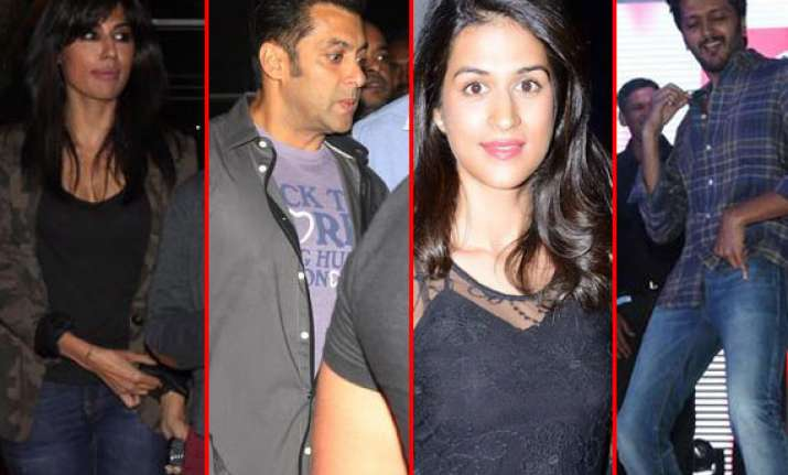salman s brother loses in ccl watch the celebs spotted