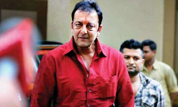 sanjay dutt applies for leave extension view pics