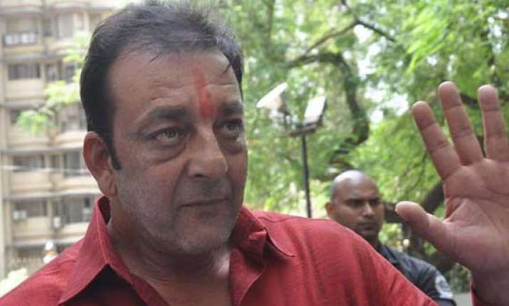 sanjay dutt s leave extended will return to jail on 29th