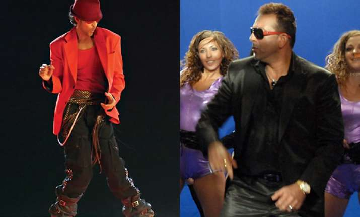 sanjay dutt says he cannot match hrithik s steps