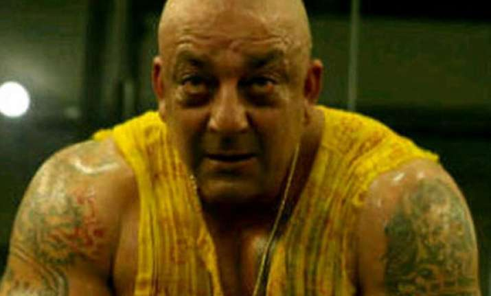 sanjay dutt scared of kancha in agneepath