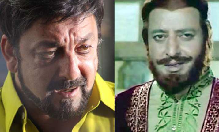 sanjay dutt s first look in zanjeer remake out