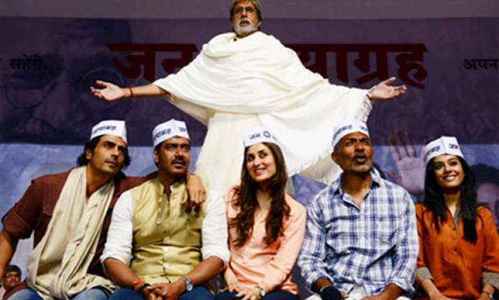 satyagraha earns rs 11.21 crore on opening day