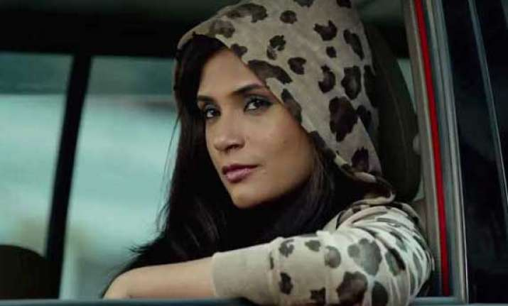 self made richa chadda happy about her space