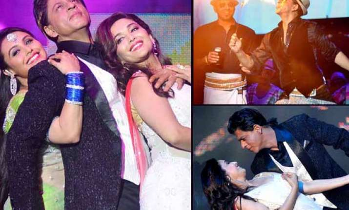 shah rukh khan s temptation reloaded tour malaysia see pics