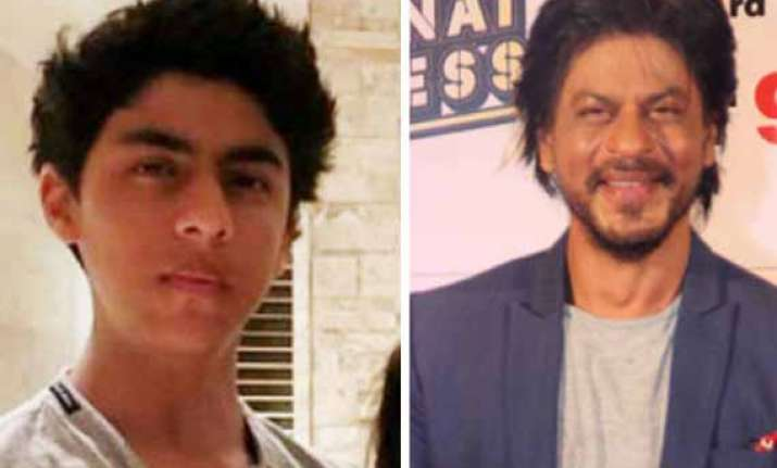 shah rukh khan proud of son aryan