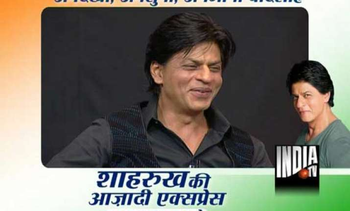 shah rukh khan danced on the bhojpuri tunes