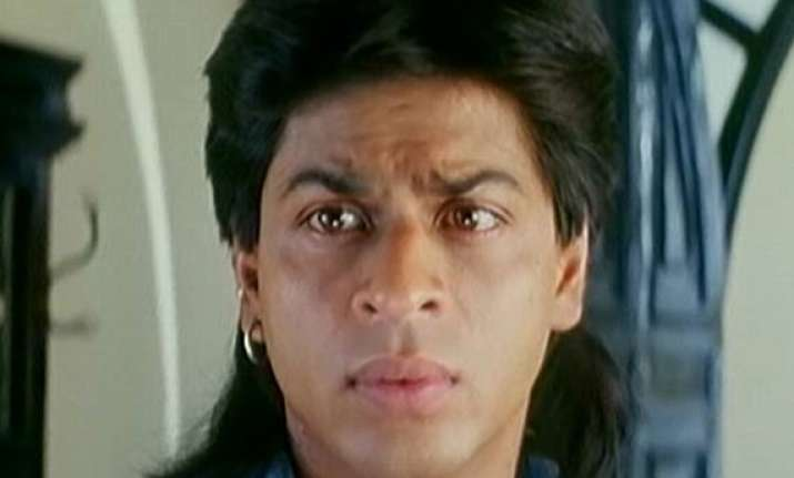 shah rukh recalls his koyla days