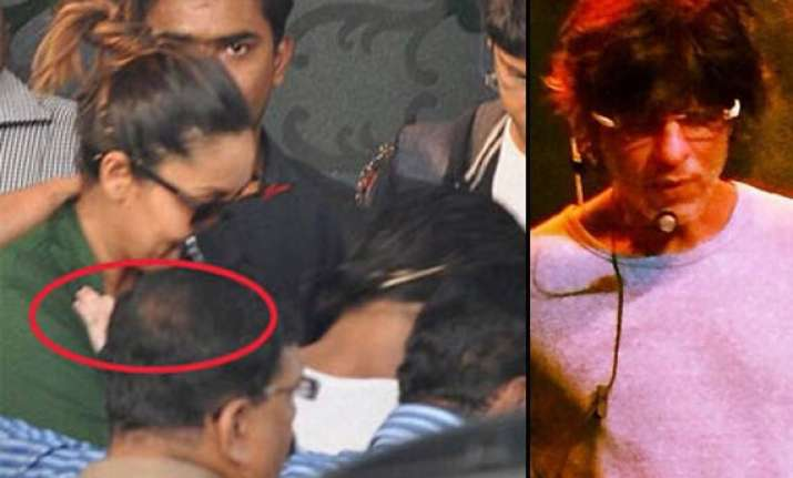 shah rukh s son abram to make his ipl debut spotted in