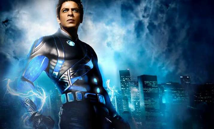 shah rukh is very passionate about ra.one anubhav sinha