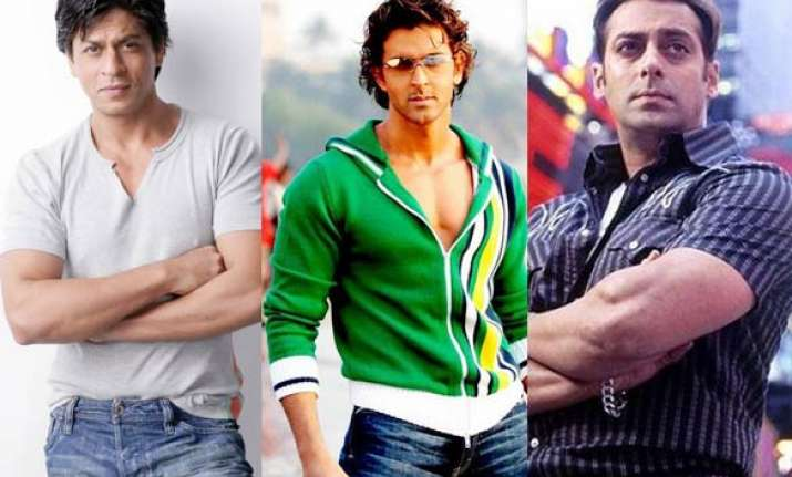 shah rukh salman hrithik up for best actor going at iifa
