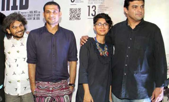 shahid and ship of thesus makers celebrate national award
