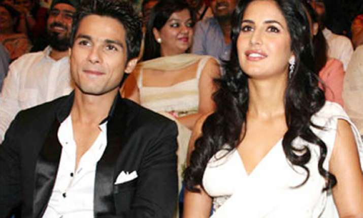 shahid and katrina in prabhu s next