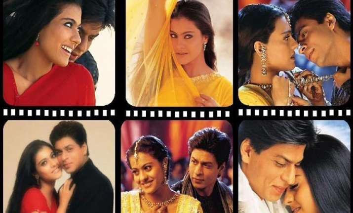 shahrukh khan kajol the best on screen couple