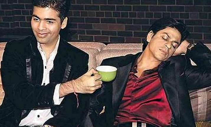 secret revealed know why shah rukh is avoiding koffee with