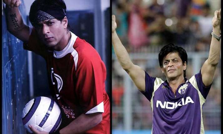after cricket srk to focus on football
