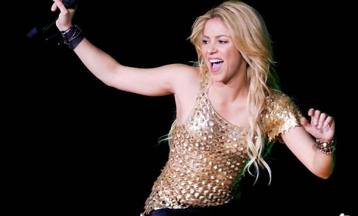 shakira to sing a number in azaan