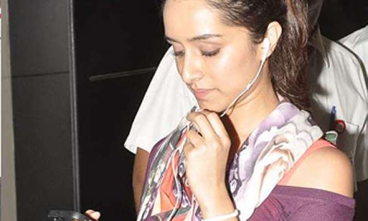 shraddha kapoor s boston connection reunion with college