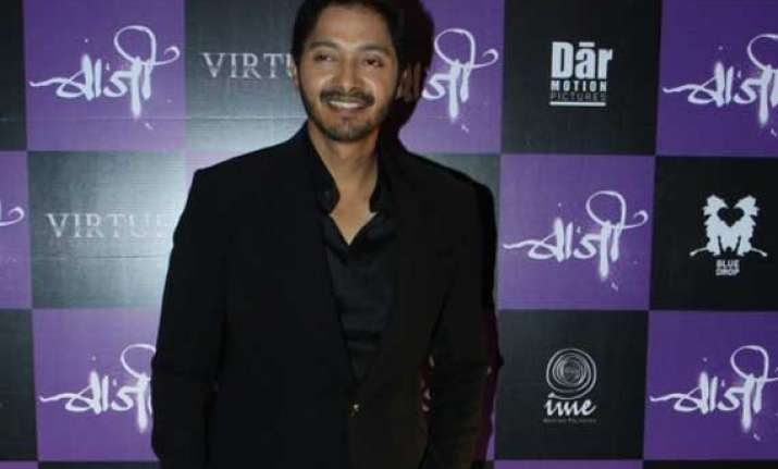 shreyas hopes fans like his first marathi item number