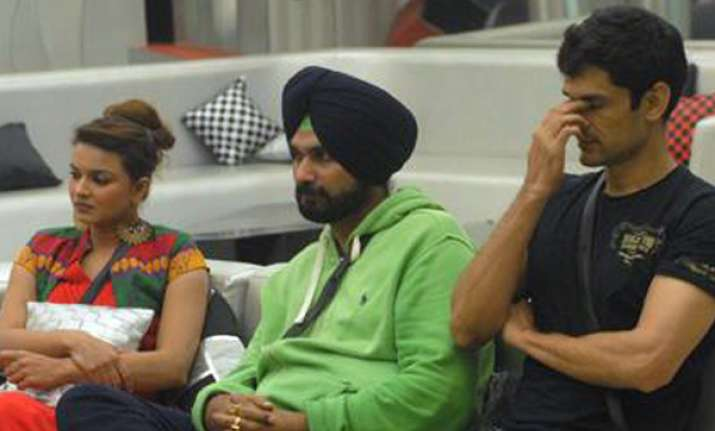 sidhu admits cheating in international cricket on bigg boss