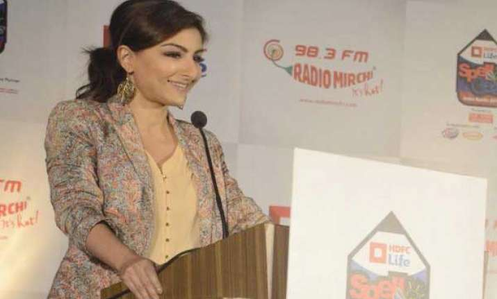 soha ali khan returns to the small screen says work is all