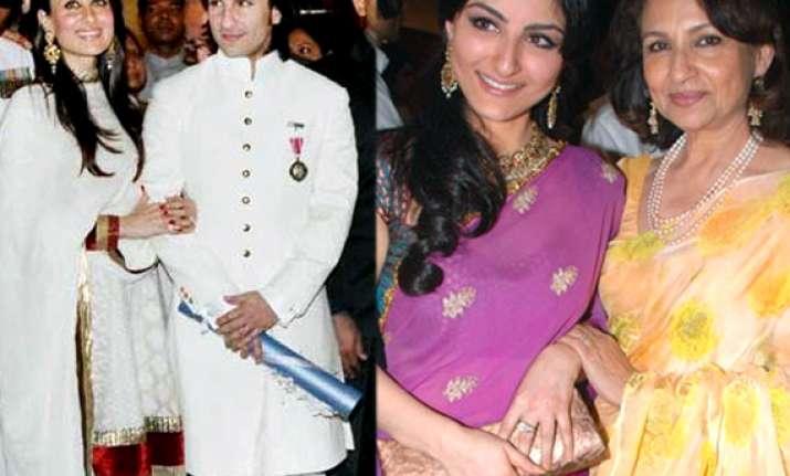 soha also confirms kareena s oct 16 wedding date