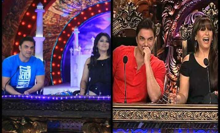 sohail khan to be back as judge on comedy circus see pics
