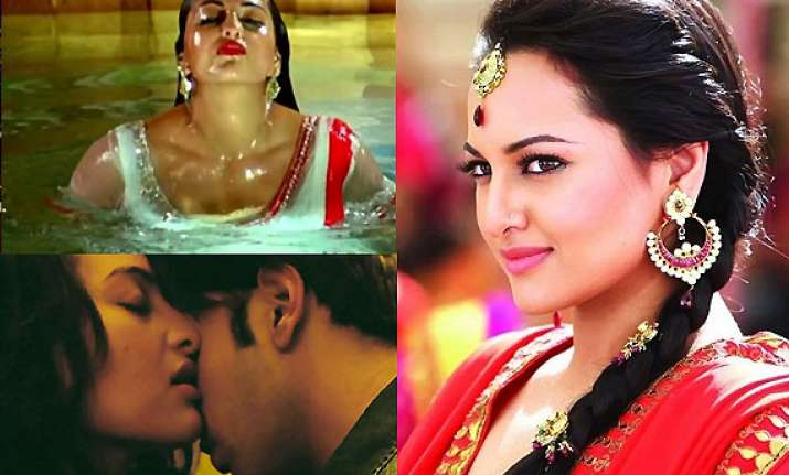sonakshi sinha wants to balance it out b/w masala flicks